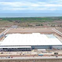 Proyecto de nave industrial de fabricación de envases ligeros para Crown Holdings en Sagunto