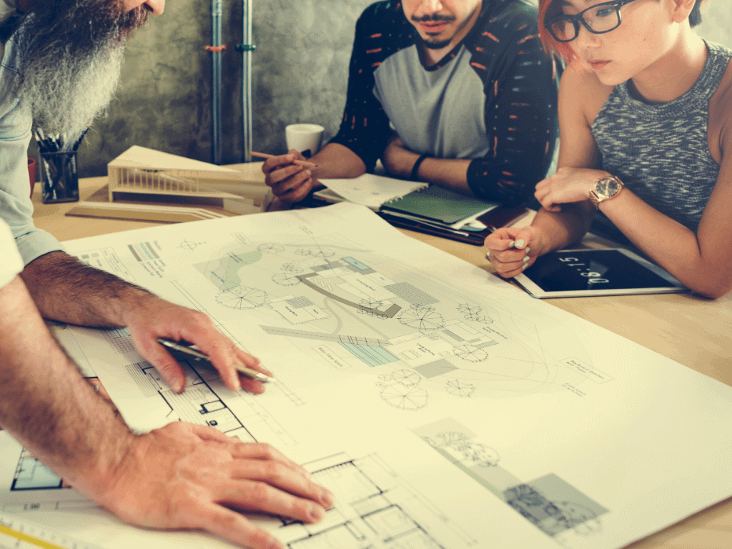 Las 3 fases más importantes de un proyecto de arquitectura